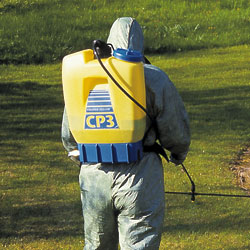 CP Series 2000 Knapsack Easy To Service
